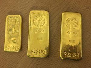 Goldbarren Bremen Küchenschrank