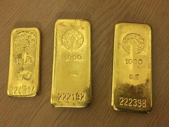 Bremer findet in gebraucht gekauftem Küchenschrank 2,5 Kilo Gold