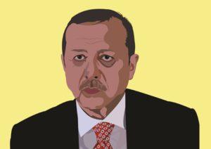 Erdogan Gold Türke