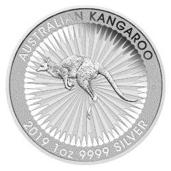 Känguru 2019 in Silber kommt noch vor Gold und Platin