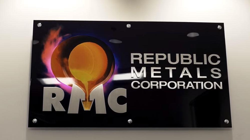 Große Scheideanstalt Republic Metals Corporation in Schwierigkeiten – Chapter 11