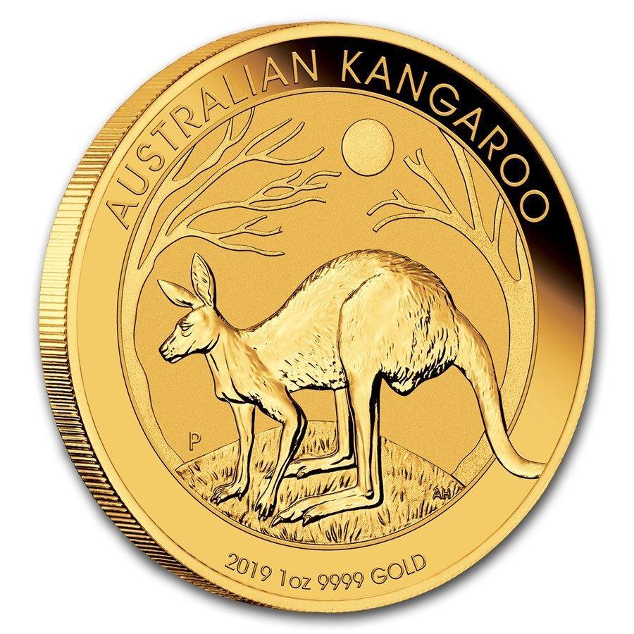 Känguru 2019 jetzt auch in Gold und Platin verfügbar