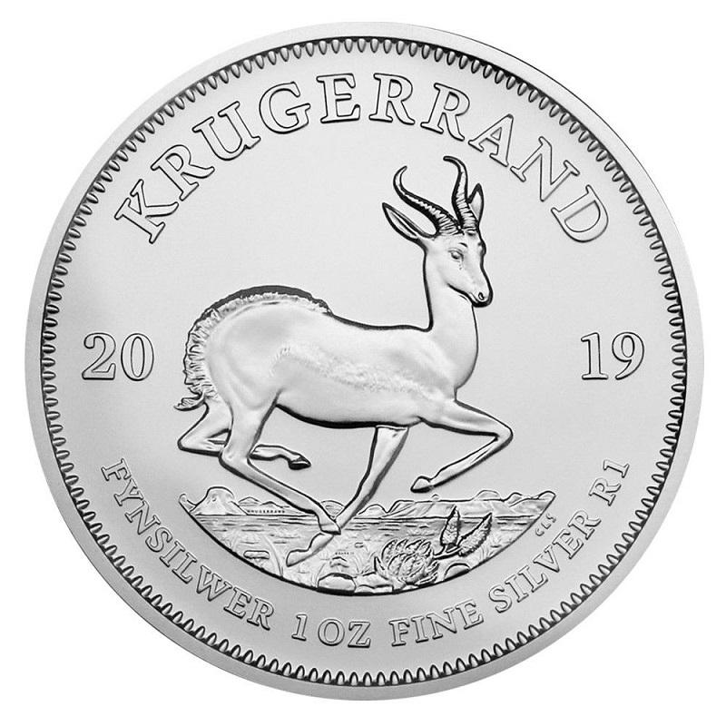 Krügerrand Silber 2019