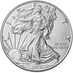 Silber Nachfrage Angebot 2018