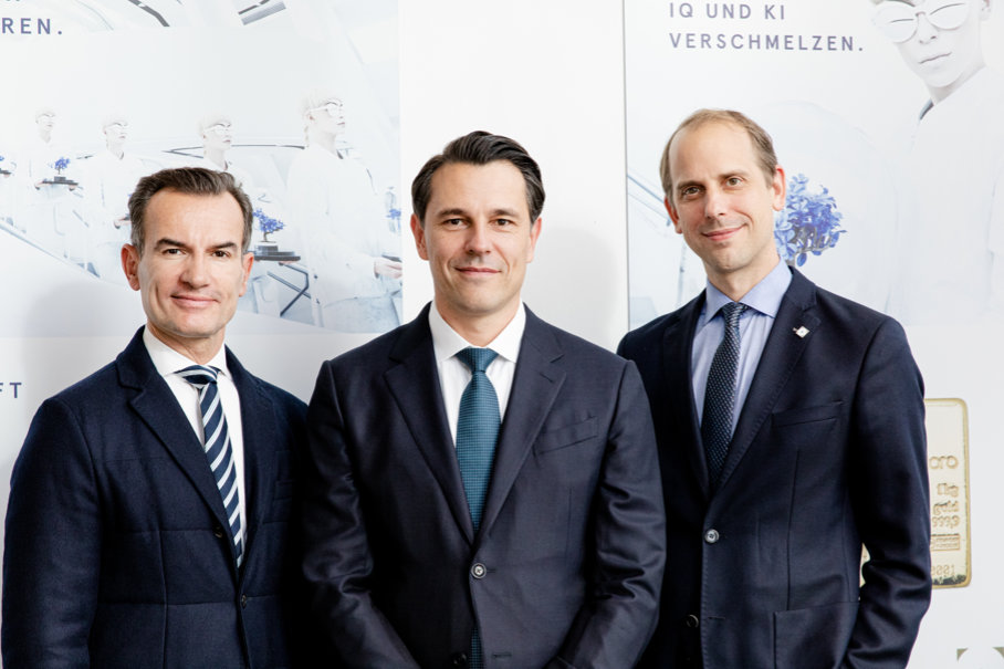 Raphael Scherer erweitert Geschäftsführung bei philoro Edelmetalle