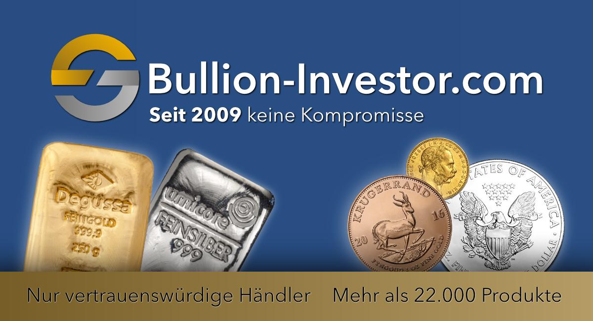 PREISVERGLEICH » Gold, Silber, Palladium, Platin, Rhodium, Kupfer — BullionInvest.com