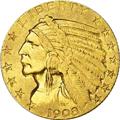 American Indian Head Goldmünzen kaufen