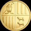 Andorra Goldmünzen kaufen