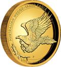 Australian Wedge Tailed Eagle Goldmünzen kaufen