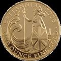 Britannia Goldmünzen kaufen