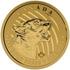 Canadian Wildlife Puma Goldmünzen kaufen