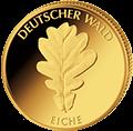 Euro Deutscher Wald Goldmünzen kaufen