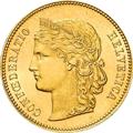 Helvetia Goldmünzen kaufen