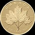 Kanada Goldmünzen kaufen