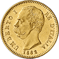 Lire Goldmünzen kaufen