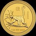 Lunar Affe Goldmünzen kaufen