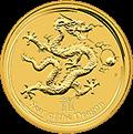Lunar Drache Goldmünzen kaufen