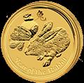 Lunar Hase Goldmünzen kaufen