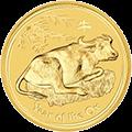 Lunar Ochse Goldmünzen kaufen
