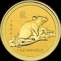 Lunar Ratte Goldmünzen kaufen