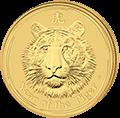 Lunar Tiger Goldmünzen kaufen