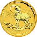 Lunar Ziege Goldmünzen kaufen