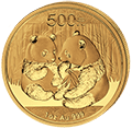 Panda Goldmünzen kaufen