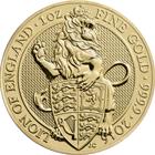 Queens Beasts Goldmünzen kaufen