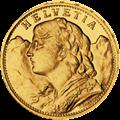 Vreneli Goldmünzen kaufen