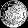 Afrika Silbermünzen kaufen