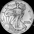 American Eagle Silbermünzen kaufen