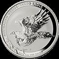 Australian Wedge Tailed Eagle Silbermünzen kaufen