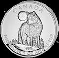 Canadian Wildlife Silbermünzen kaufen