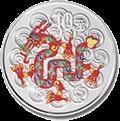 China Silbermünzen kaufen