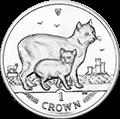 Isle Of Man Silbermünzen kaufen