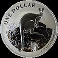 Kangaroo Silbermünzen kaufen