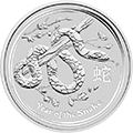 Lunar Schlange Silbermünzen kaufen