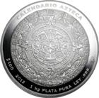 Mexiko Aztekenkalender Silbermünzen kaufen