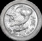 Niue Eule Von Athen Silbermünzen kaufen
