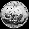 Panda Silbermünzen kaufen