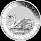 Perth Mint Silber Schwan Australian Silver Swan Silbermünzen kaufen