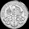 Philharmoniker Silbermünzen kaufen