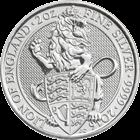 Queens Beasts Silbermünzen kaufen
