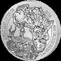 Ruanda Silbermünzen kaufen
