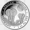 Somalia Silbermünzen kaufen