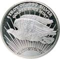 St Gaudens Double Eagle Silbermünzen kaufen