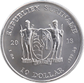 Surinam Silbermünzen kaufen