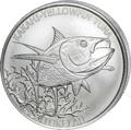 Tokelau Tuna Silbermünzen kaufen