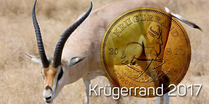 Krügerrand 2017