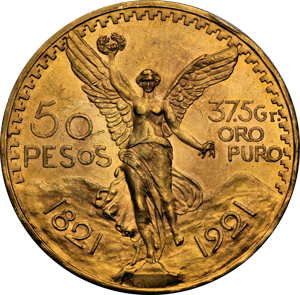 centenario gold